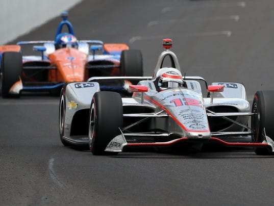 102nd Running of the Indianapolis 500