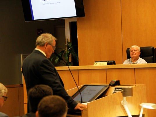 Marco Island Planning board meeting