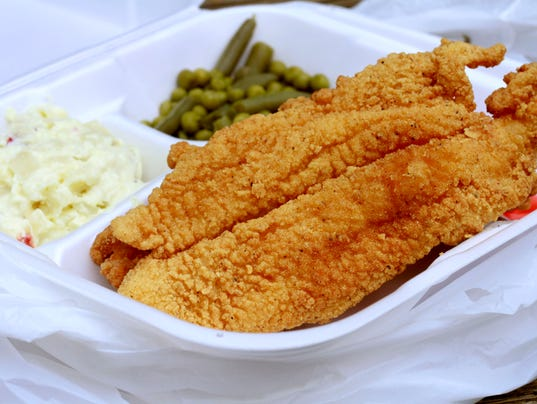 Where to find fish frys during lent for What goes good with fried fish