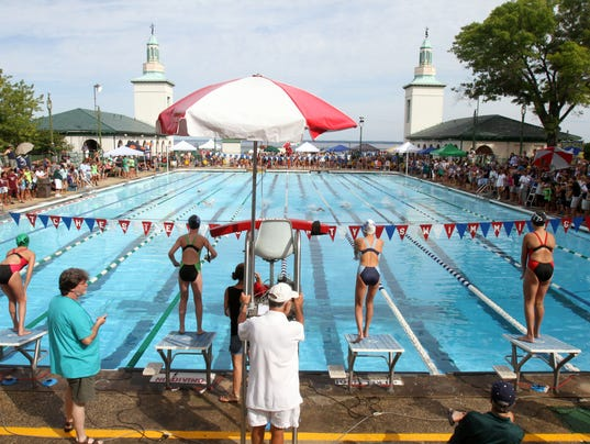 With Playland Pool Future Murky 90th Swim Championships Possibly Last