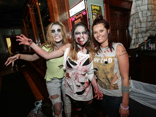 14 hot Indianapolis Halloween parties for 2017