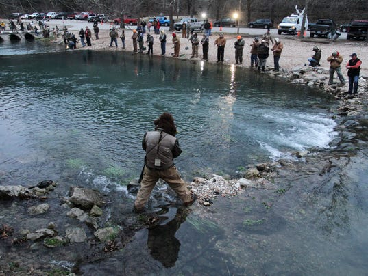 Record rain won 39 t affect trout season opening tuesday for Trout fishing season