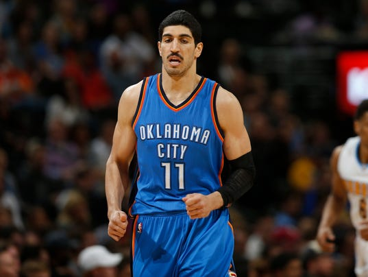 Enes Kanter an unlikely candidate for Sixth Man award