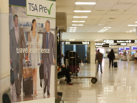 Precheck enrollment center opens at rsw airport for Global motors fort myers florida