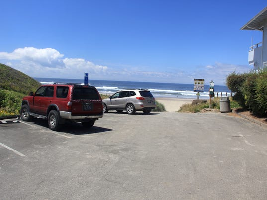 Rule Change Would Limit Car Beach Access At Lincoln City