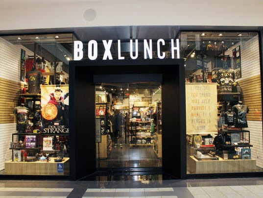 pop culture gift store boxlunch to open in mayfair mall