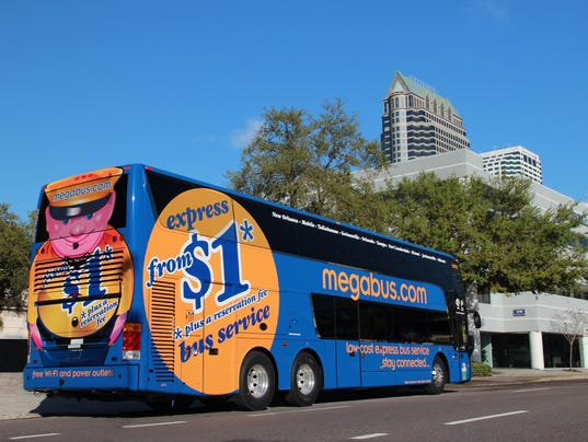 Megabus Flixbus Launch Bus Service Between Phoenix Las Vegas