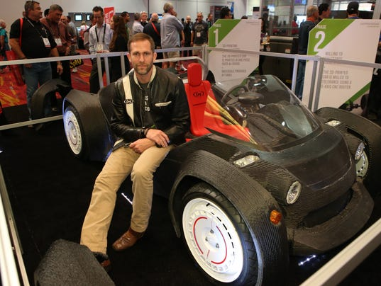 XXX SEMA  LOCAL MOTORS 3D PRINTED CAR  102.JPG  ENT USA NV