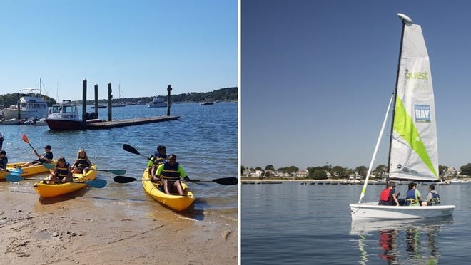 The Onset Bay Center will offer free afternoon programming for youth throughout the summer--kayaking, fishing, quahogging, beachcombing and standup paddleboarding. These two-hour sessions will provide a wide range of activities, and the BBC will also be offering a weekly line-up of adult and family activities.