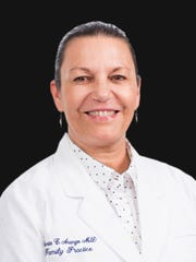 Dr. Maria Arango, San Angelo Community Medical Center