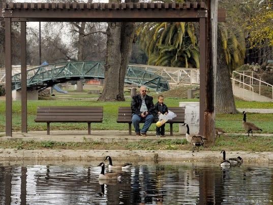 Mooney Grove Park