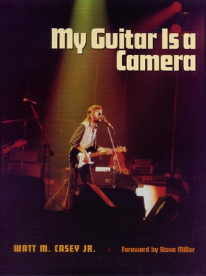 """My Guitar Is a Camera"" by Watt Casey Jr."