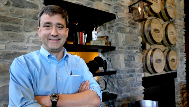 Peter Demos is president and CEO of the family-owned company Demos' Restaurant.