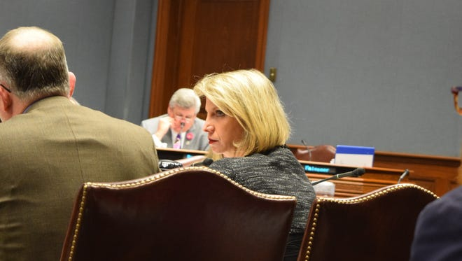 Louisiana Department of Health Secretary Rebekah Gee discussed proposed health care cuts with the House Appropriations Committee Tuesday.