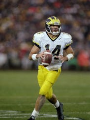 Michigan rallied to beat Iowa, 28-21, after quarterback