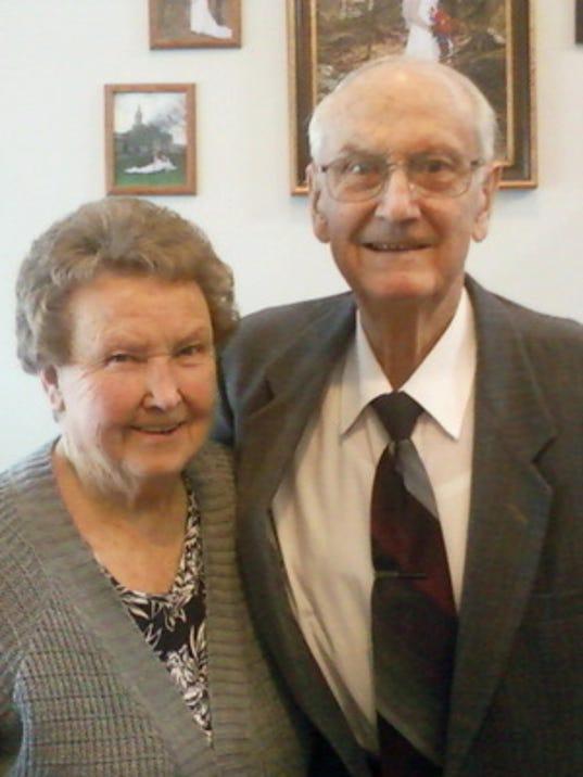 Anniversaries: Wes Hunt & Jane Hunt