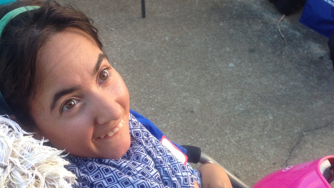 FLORIDA TODAY Executive Editor Bob Gabordi is a voice for those who have challenges. His daughter, Jessica, has Rett syndrome. Video by Jeff Meesey, FLORIDA TODAY. Posted Feb. 8, 2016