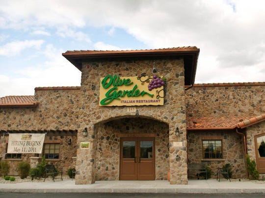 the question from partucksuddenlinknet is how do - Olive Garden Francise