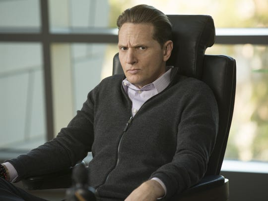 Matt Ross as Gavin Belson in 'Silicon Valley.'