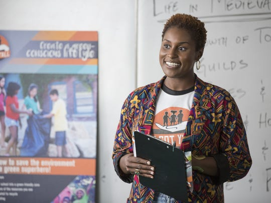 'Insecure,' HBO's comedy starring Issa Rae, is unique,
