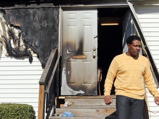 Church Fires St Louis