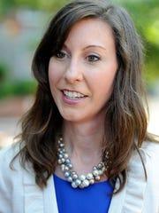 Former Delegate Jeannie Haddaway-Riccio