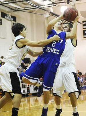 Will Fort Defiance's Brendan Crowe have a breakout year?