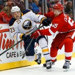 Wings' Blashill wants to see better defense vs. Sabres