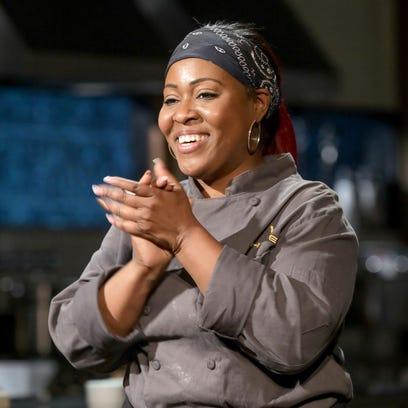 Detroit baker has recipe for reality TV success