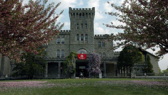 Reid Castle at Manhattanville College in Purchase