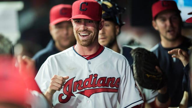 """I'm not going to beat myself,'' says Shane Bieber, who turned 23 on May 31, the day of his major league debut. ""If I'm going to get beat, I'm going to get beat throwing something in the zone and my best pitch."""