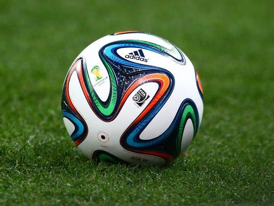 USP SOCCER: WORLD CUP-BRAZIL VS CROATIA S SOC BRA [E
