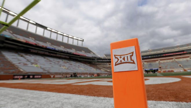 Big 12 Conference schools have agreed to play one nonconference football game this year to go along with their nine league contests in a pandemic-altered season.
