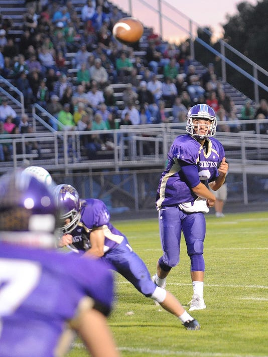 FOOTBALL: Clear Fork at Lexington