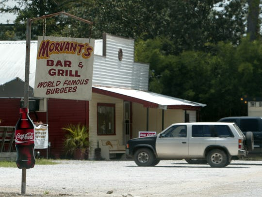 Morvant's Bar & Grill is a longtime staple in Youngsville.