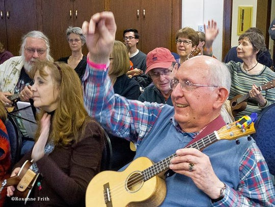 Ben Hassenger will present a Uke workshop as part of