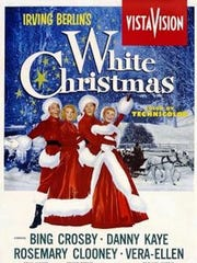"""White Christmas"" will be shown three times this weekend at the Paramount Theatre in Abilene."