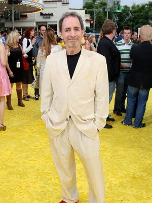 "Harry Shearer arrives at the Los Angeles premiere of 20th Century Fox's ""The Simpsons Movie"" held at the Mann Village Theaters on July 24, 2007, in Westwood, Calif."