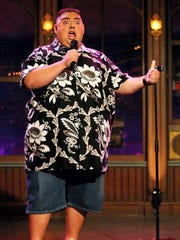 "LOS ANGELES - NOVEMBER 21: Comedian Gabriel Iglesias speaks during a segment of ""The Late Late Show with Craig Ferguson"" at CBS Television City on November 21, 2006 in Los Angeles, California."