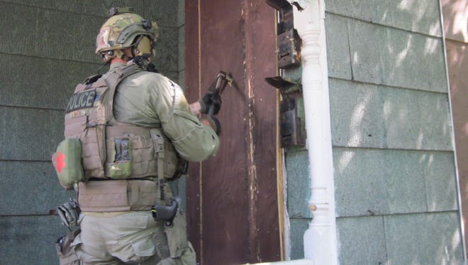 The Rochester Police Department's SWAT team has no designated training facility so it uses vacant, often-dilapitated, city homes to train. Plans are in the early stages to create a local training structure.