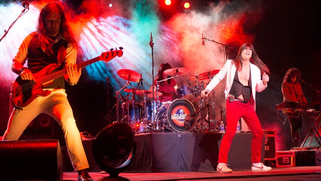 Journey Unauthorized will perform on April 22 at Staheli Farms in Washington City as part of the America's Greatest Tribute Bands Concert Series.