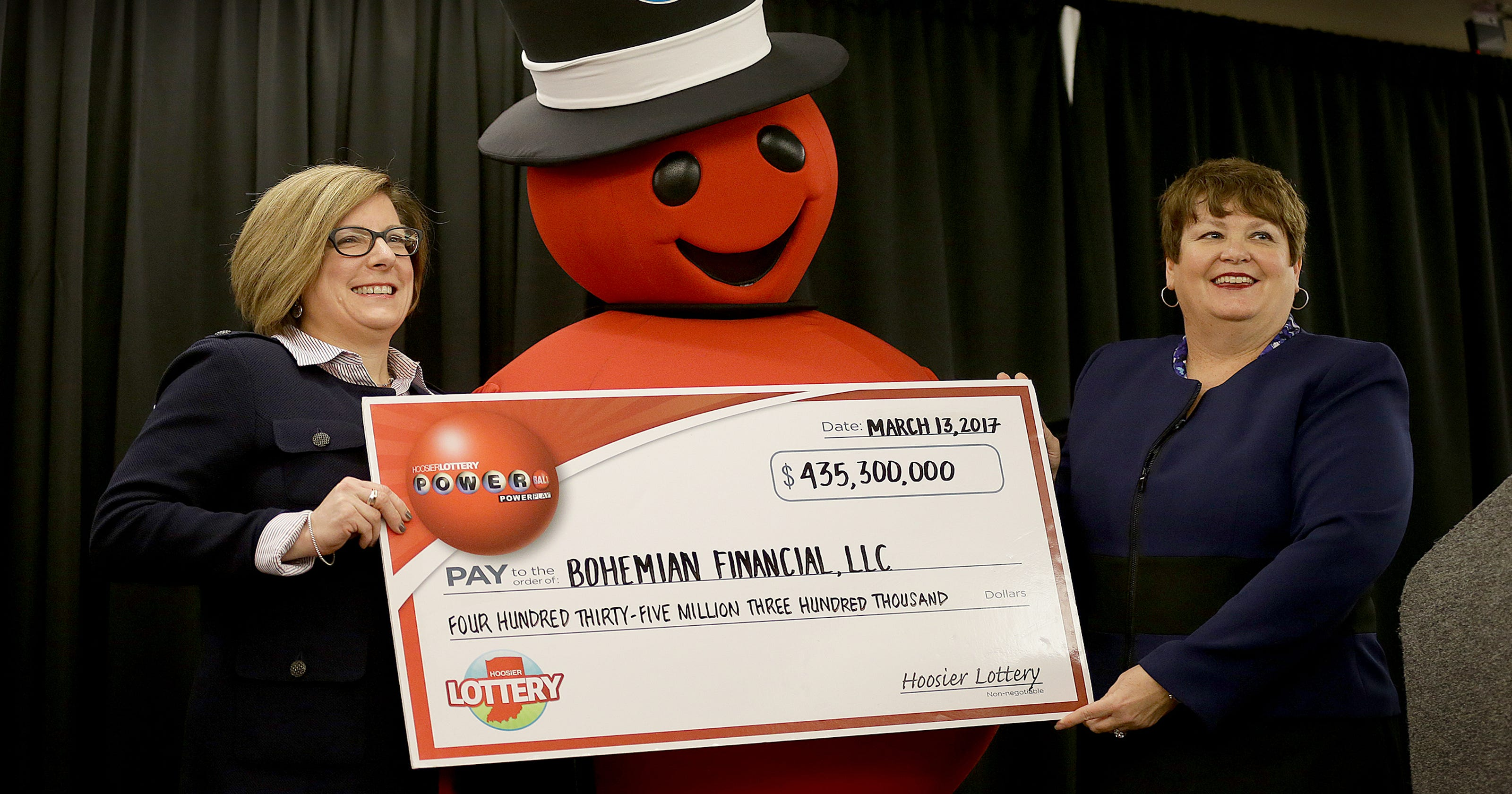 $435 3 million Powerball winner an anonymous Purdue grad