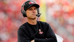 Nov 23, 2014; Santa Clara, CA, USA; San Francisco 49ers