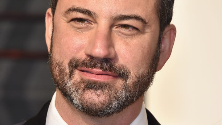 Jimmy Kimmel shared an update on his son Friday.