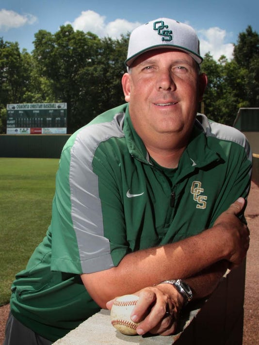 2015 All-NELA Coach of the Year - OCS John Parker