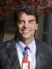 Venture capitalist Tim Draper is pushing a plan to split California into three states. You'll get to vote on it in November.