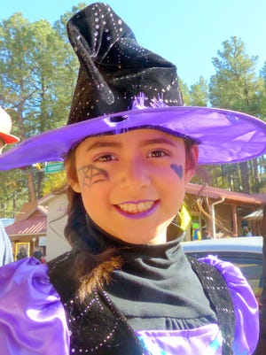Such a pretty witch
