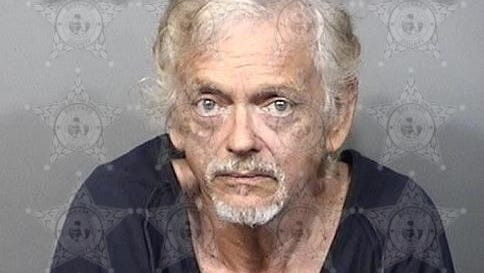 Kevin Higginbotham, 62, charged with fraudulently using ID without consent and exploitation of the elderly or disabled.