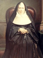 Mother Frances Warde, American foundress of Sisters of Mercy.