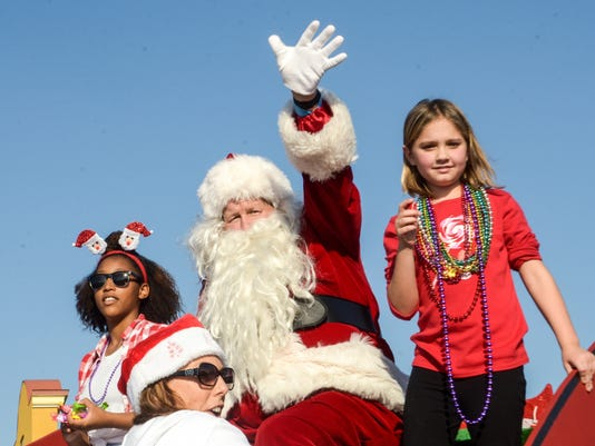 Pensacola Beach Hosting Series Of Island Style Holiday Events In December And January